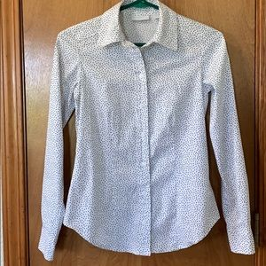 New York & Company Button Down Top Size XS